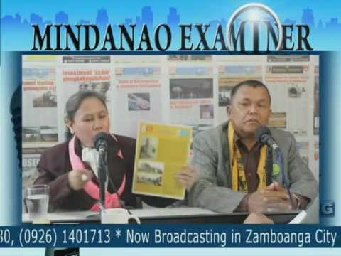 Mindanao Examiner Tele-radyo: Today's Guest: Sultanate Of Sulu And North Borneo video
