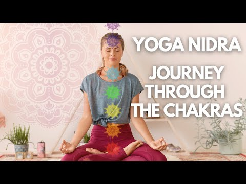 Yoga Nidra: Journey Through the Chakras led by Kamini Desai
