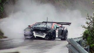 Rallye Best of Crash 2017 Highlights Mistakes compilation sortie