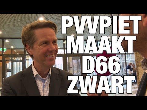 GSTV: D66-minister wil Zwarte Piet afschminken