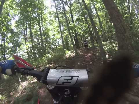 2015 Mid East Hare Scramble Welborn Farms