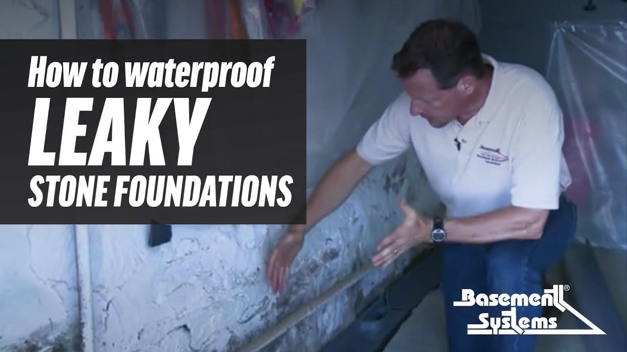 Basement Waterproofing Crawl Space Repair in Sudbury North Bay
