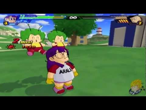 Dragon Ball Z Budokai Tenkaichi 3 - Story Mode Kid Goku & Arale Vs General Blue (Part 44) 【HD】