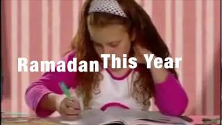 Ramadan This Year (English)