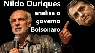 Nildo Ouriques analisa o governo Bolsonaro
