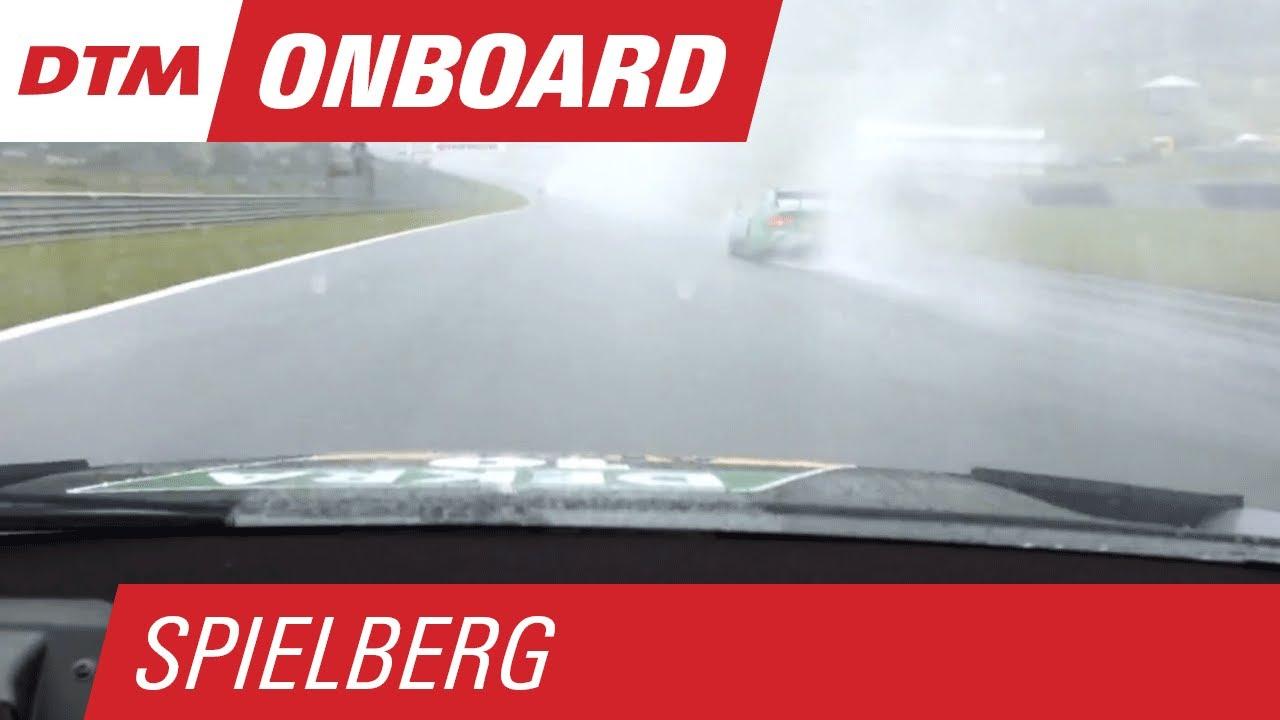 Timo Scheider (Audi RS 5 DTM) - Live Onboard (Race 2) - DTM Spielberg 2015
