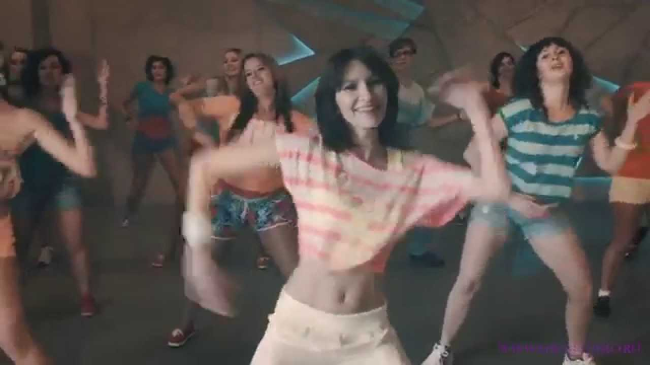 Зумба (Zumba Dance) - видеоролик от учениц DIVA Studio. Педагог  Ксения Волокитина.