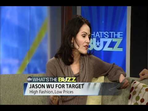 Phillip Bloch discusses Chic for Less with Jason Wu for Target