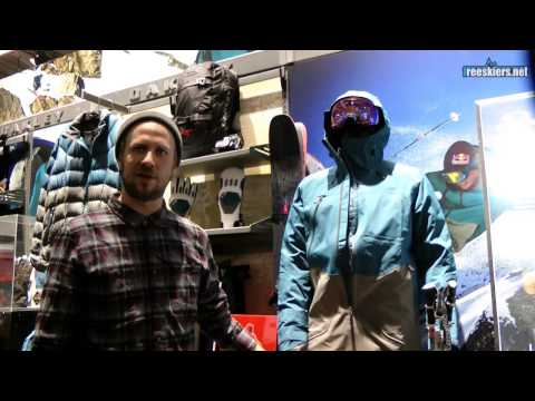 freeskiers.net @ ISPO 2014 - Oakley Outwear