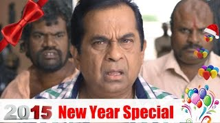 Tollywood Rewind 2014 - Back 2 Back Telugu Latest Comedy Scenes Epi 5 - 2015 New Year Special