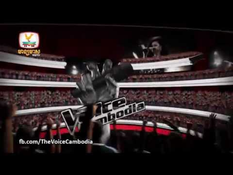 The Voice Cambodia - Lern VS Sopharoit - Slak Toek Pnaek - 14 Sep 2014