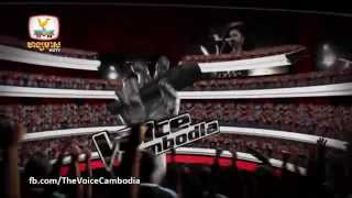 The Voice Cambodia - ទ្បើន VS សុផារ័ត្ន - ស្លាក់ទឹកភ្នែក - 14 Sep 2014