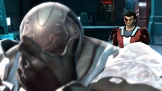 Best Sith Warrior Lines and Funny Moments   Star Wars: The Old Republic
