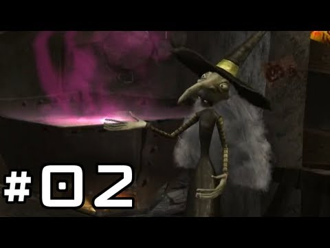 The Nightmare Before Christmas: Oogie's Revenge - Chapter 2: The Witching Hour