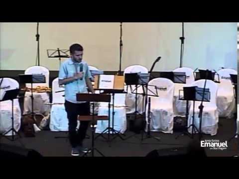 Reflexão Bíblica | 10/05/2015 - Pr. Rodrigo Freitas (Noite)
