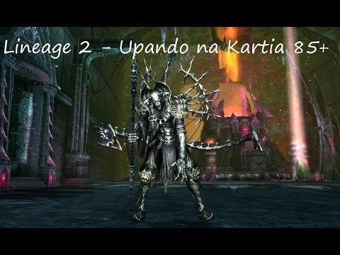 Lineage II - Kartia 85 Group - Jogando de Healer - [Pt-Br]