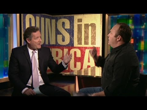 Piers Morgan debates Alex Jones thumbnail
