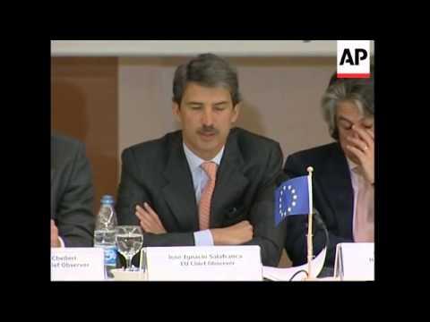 WRAP Headlines, Hariri, EU observer, voxpop