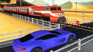 Cars and trains cartoon for children - Educational video - Game for baby