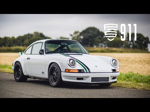 Porsche 911: Le Mans Classic Clubsport, The Ultimate Restomod? - Carfection (4K)