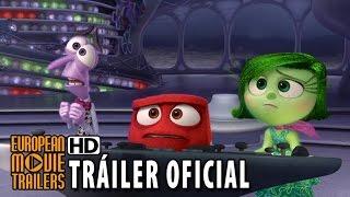 Inside Out Tráiler Oficial #2 En Español (2015) - Disney Pixar Animación HD