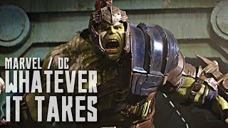 Download Lagu MARVEL/DC || Whatever it takes Gratis STAFABAND