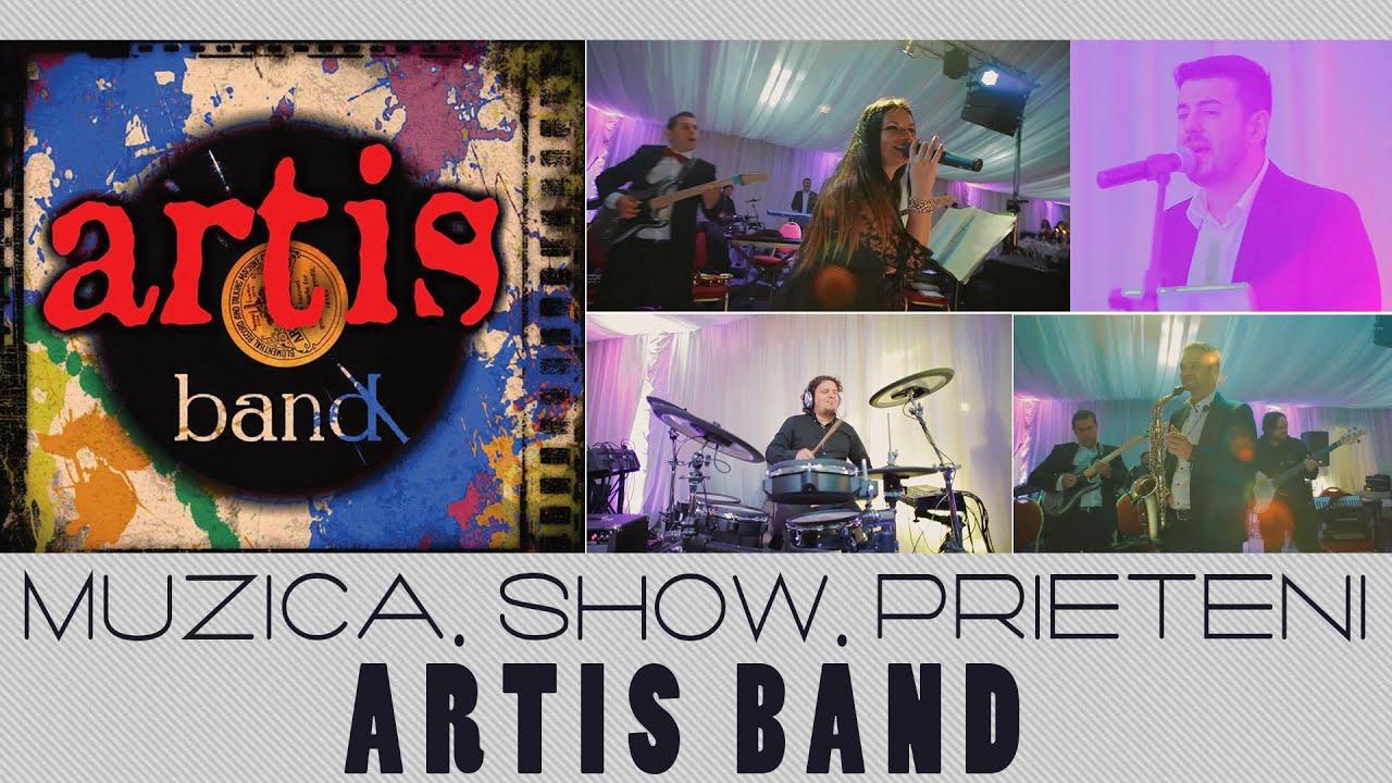 ♫ Artis Band Suceava Live@Toaca Bellevue nunta Leonard si Roxana