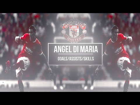 Angel Di Maria | WELCOME TO PSG | 2014/2015 | HD