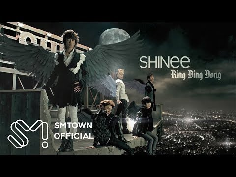 SHINee() _ RingDingDong() _ MusicVideo