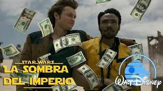 Por Esta Razón Han Solo Fracasó en Taquilla – Star Wars –