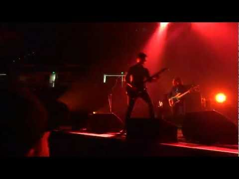 Arctic Monkeys '...Dancefloor' at Powerbalance Pavilion on 5/5/12