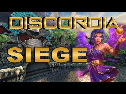 SMITE! Discordia, Este dios tiene potencial :D! Siege #145