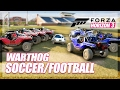 Forza Horizon 3 - Soccer/Football! (Mini Games & Random Fun) mp3 indir