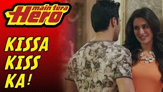 Scene From Main Tera Hero | Kissa Kiss Ka