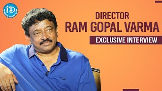 Director RGV Exclusive Interview | Dil Se With Anjali #216 | iDream Telugu Movies | #RamGopalVarma