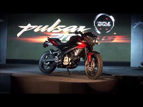Pulsar 200 NS First Look - The Unveiling
