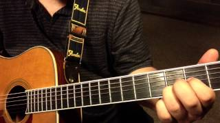 Fingerpicking For Beginners Lesson 12