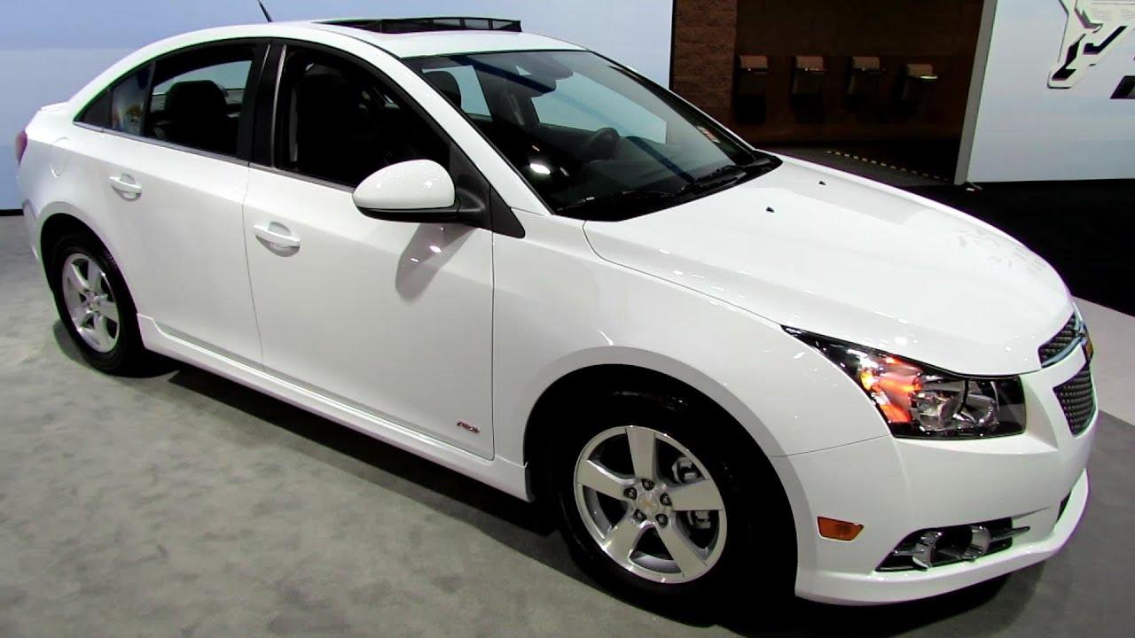 2014 Chevrolet Cruze Lt Rs Exterior And Interior Walkaround 2014 New York Auto Show Youtube