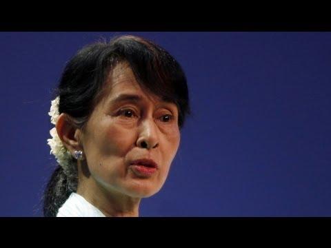 Aung San Suu Kyi fordert Geld für Jobs statt Korruption
