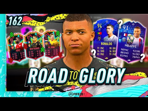 FIFA 20 ROAD TO GLORY #162 - IT'S A BIG RISK!!