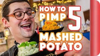 5 Ways To Improve Your Mashed Potatoes | AfterTaste