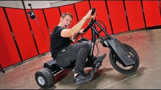 Electric Drifting Trike! | DOPE or NOPE?!