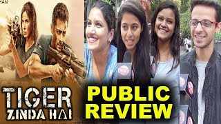 Tiger Zinda Hai Trailer   Public Review & Reaction 2nd Day   Salman Khan   Katrina Kaif   Ali Abbas