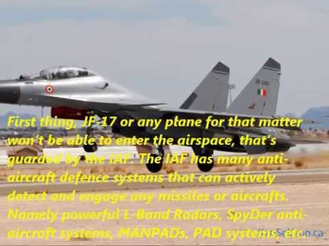 Sukhoi Su-30 MKI(India) vs JF-17(Pakistan) HD 720p