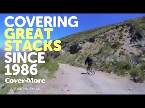 Mountain Bike Crash on a Volcano | Cover-More Travel Insurance