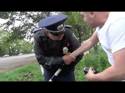 Полицейский паук.