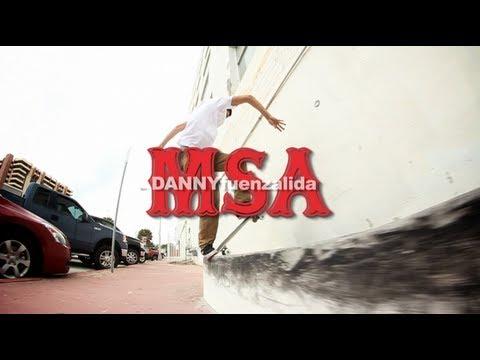 SLAY SUNDAY: Danny Fuenzalida