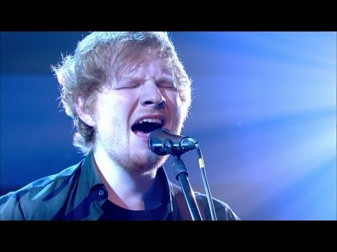 Ed Sheeran - Thinking Out Loud on Later... with Jools Holland