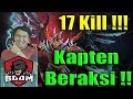 Khezcute SkywrathMage 20 minute GG !!! Kapten Boom ID in Action !!! MP3