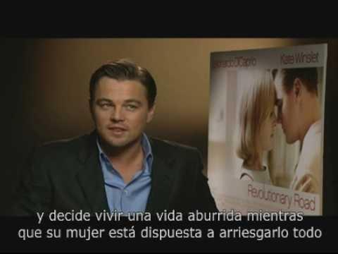 leonardo dicaprio romeo and juliet premiere. Dirigida por Sam Mendes y protagonizada por Leonardo DiCaprio y Kate Winslet. más info www.estrenosdecine.net.
